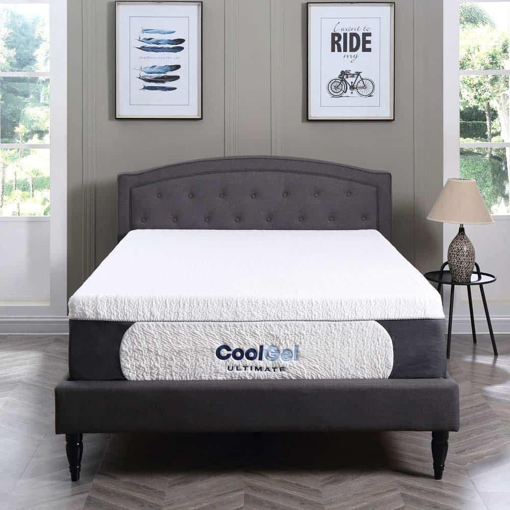 cool gel mattress