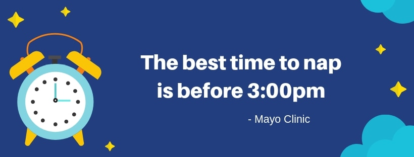 best time to nap