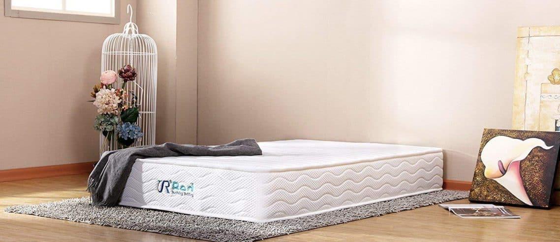 Sunrising Bedding Natural Latex Mattress Queen Size