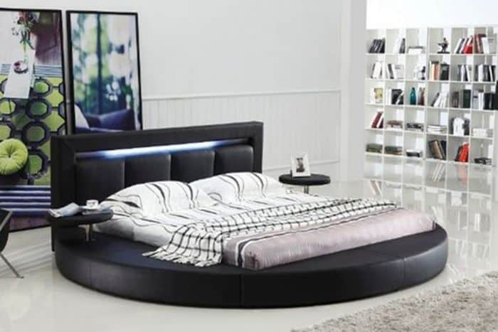 round-king-bed-by-Oslo-black-modern