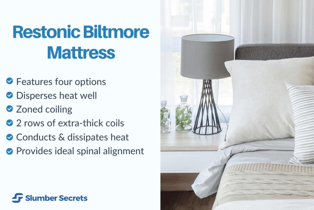 restonic-biltmore-mattresses-features
