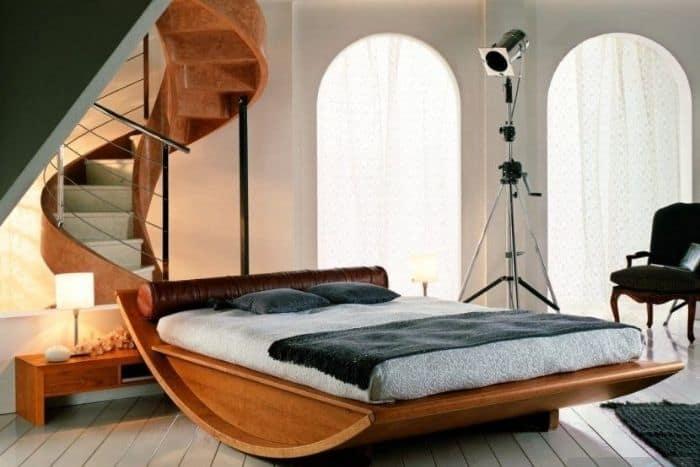 semi-circular-bed-wood