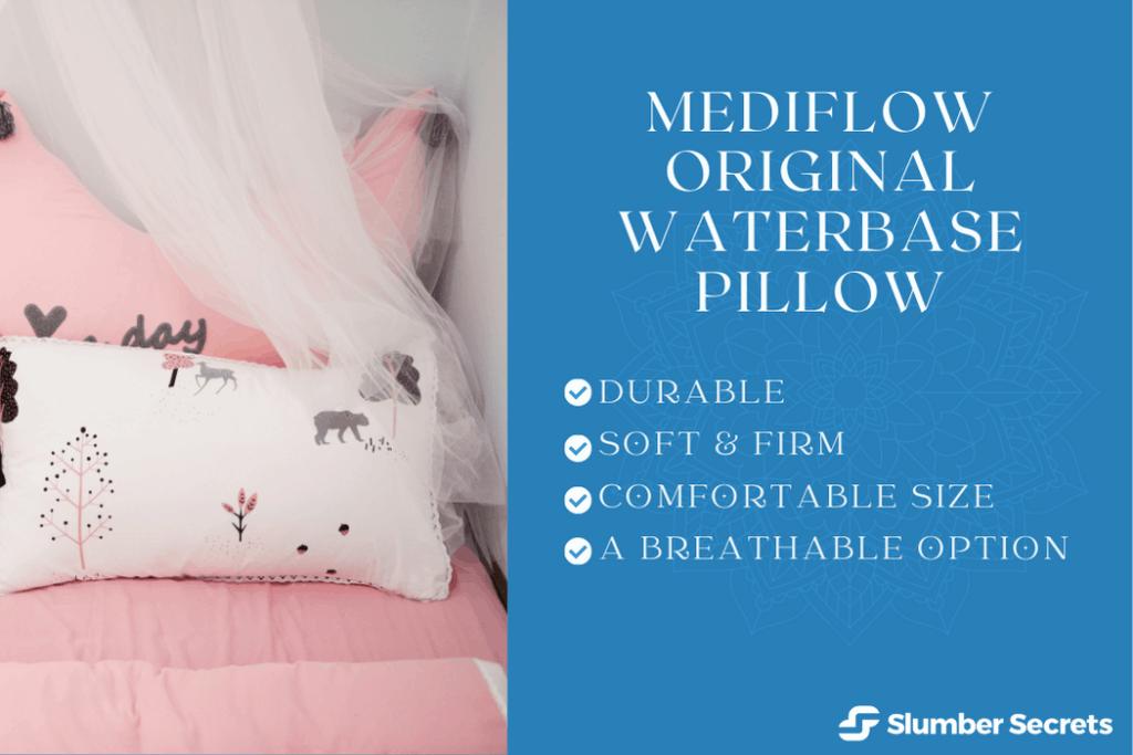 mediflow-original-waterbase-pillow-pros